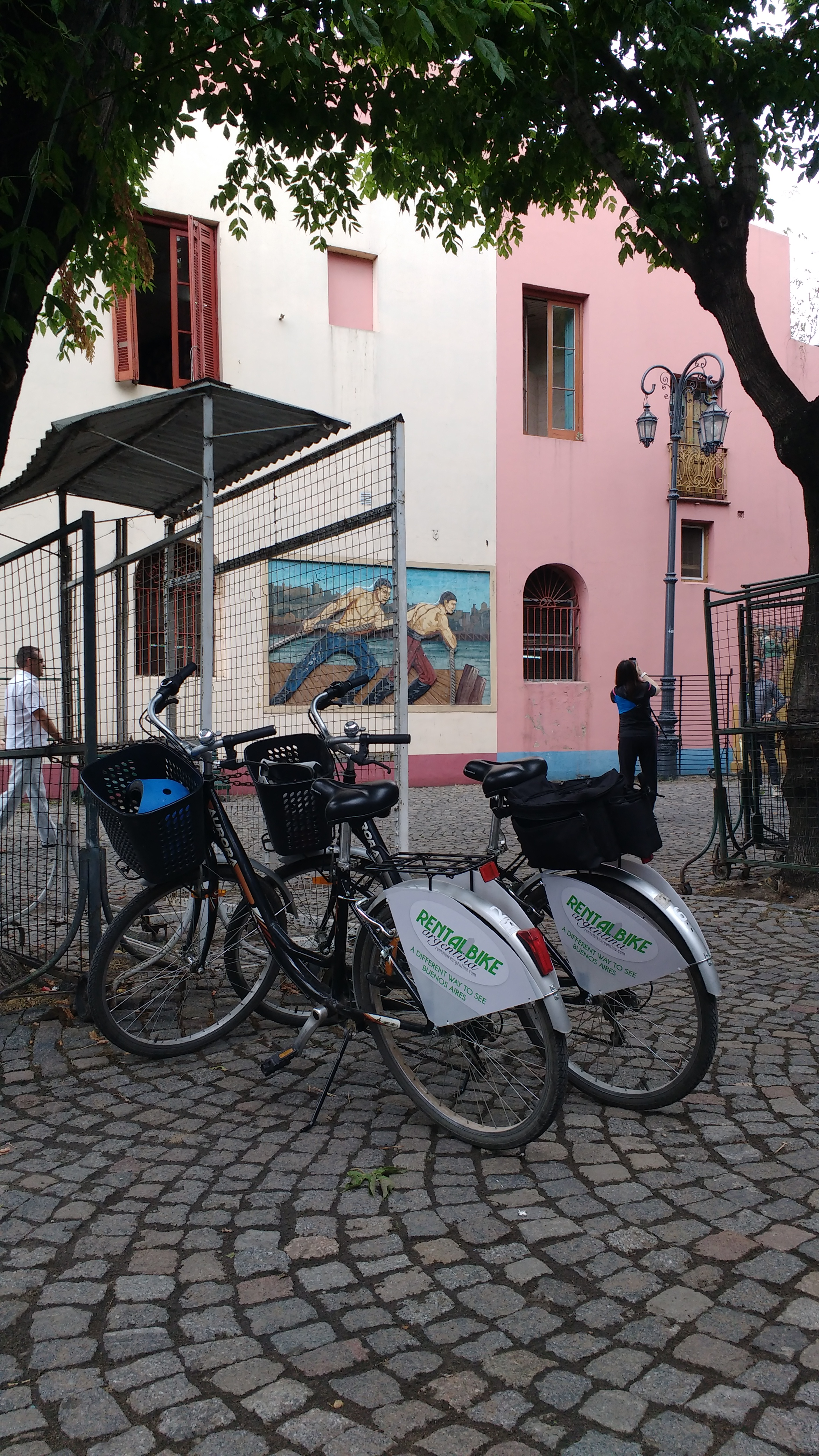Rent A Bike At Rental Bike Argentina In Buenos Aires